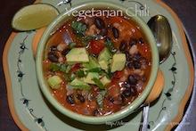 Vegetarian Chili | https://cleanandgreennutrition.wordpress.com