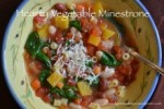 Hearty Vegetable Minestrone