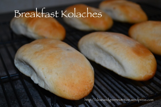 Breakfast Kolache